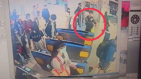 新竹火車站尾隨女學生猥褻 男嫌南逃在台中被捕