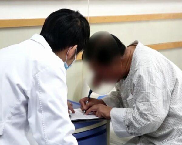 40年豪飲萬斤白酒 遼寧男長「8.5厘米象鼻」