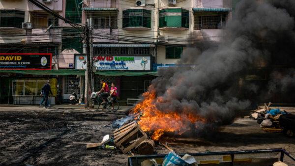 缅甸镇压继续升级 战略专家: 让中共停止中缅贸易