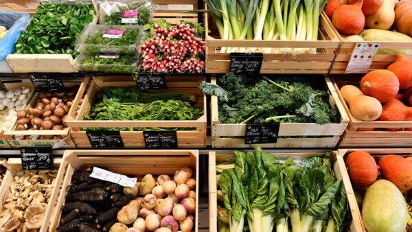 美2021果蔬農藥殘留水平排名:草莓最髒