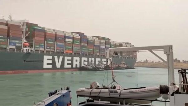 長榮貨輪卡蘇伊士運河 將造成什麼後果?