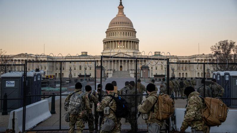 生牛肉加金属屑 国会大厦士兵因问题食物住院