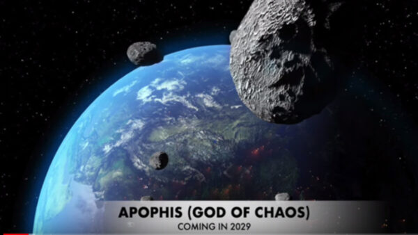 """""""死神星""""2029年撞地球? NASA数据有新发现"""