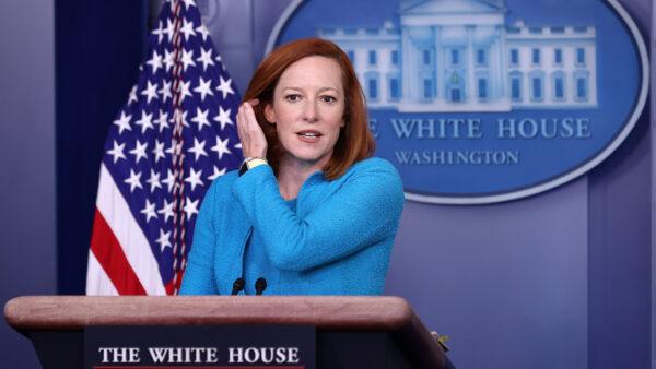 拜登發布會上被無視 福克斯記者質問白宮發言人