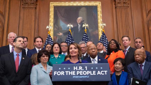 梦想永不输掉选举 民主党法案大改投票规则