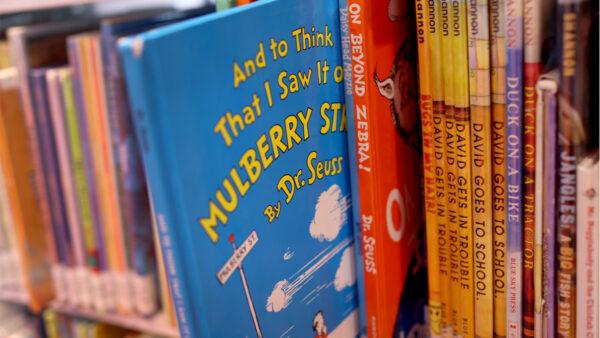 童书巨擘苏斯的书被禁 亚马逊销售排名飙升500倍