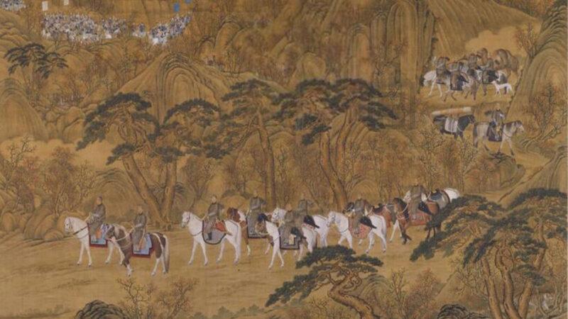 【馨香雅句】原来这项技能承传千年 曾让中国人武艺高强