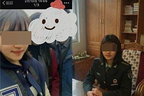 陳思敏:軍婚出軌醜聞掀10億聲量 北京暗驚