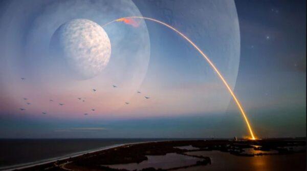 """2030年第一家""""太空酒店""""将竣工开业"""