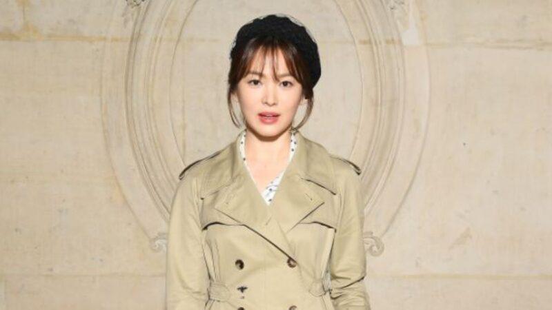 宋慧乔离婚后首部电视剧 与张基龙谈姐弟恋