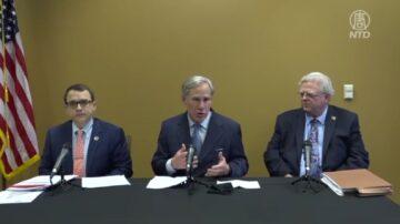 德州州长支持提案防止选务官破坏选举程序