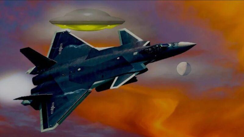 美F-89战机追UFO离奇失踪 53年后惊现
