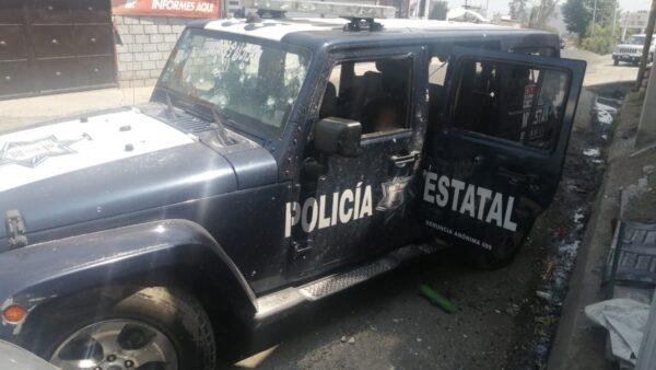 墨西哥警察車隊遭伏擊掃射 13警屍堆路旁
