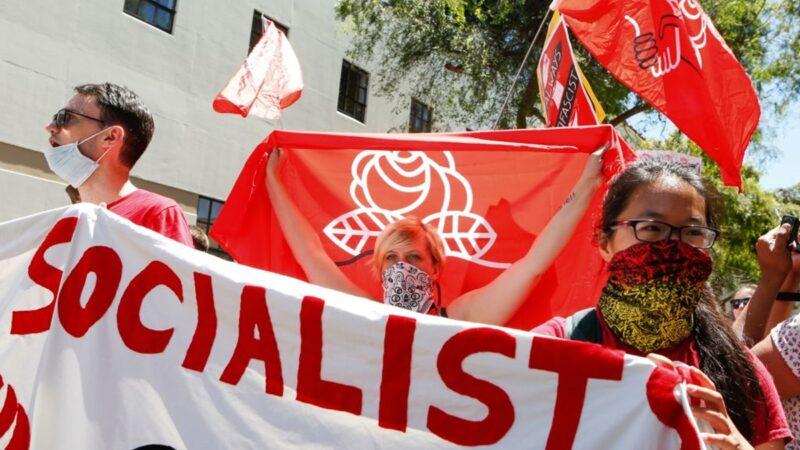 【名家专栏】马克思主义者控制内华达民主党
