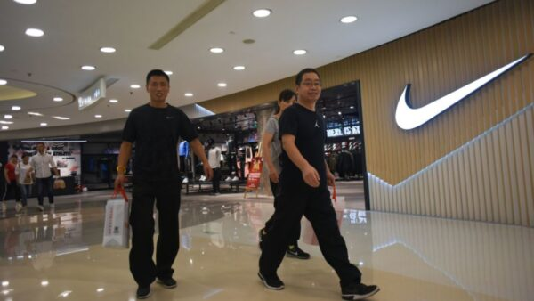 中共抵制秀受挫 网友曝耐克中国销量只增不减