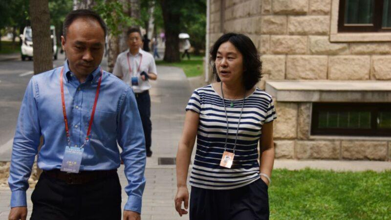 華春瑩和歐美比誰人多 華人網民群起吐槽
