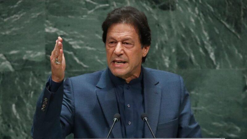 打中國疫苗兩天後  巴基斯坦總理確診中共肺炎