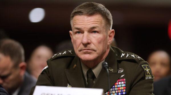 【重播】美陸軍參謀長:美軍的印太戰略(同聲翻譯)