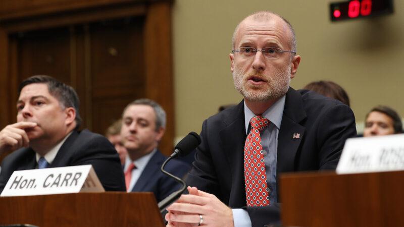 【重播】FCC专员:抵制中共对美网络威胁