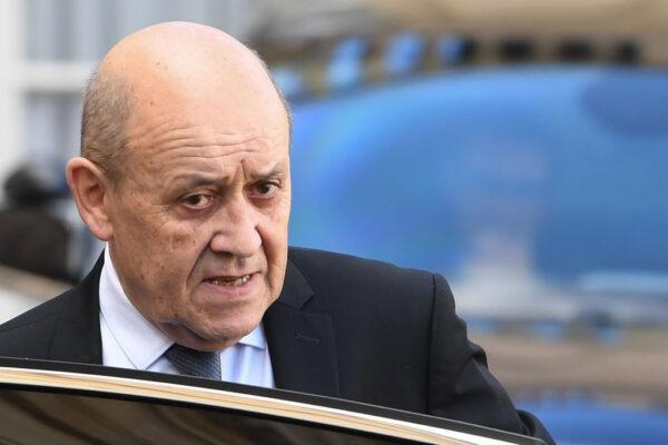 當法國和歐洲是傻子? 中共駐法大使被召見訓誡