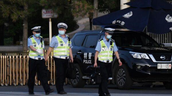 一年罰3千億 人大代表曝交警「罰款陷阱」