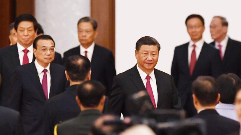 兩會前敏感時期 北京高層全體向習述職