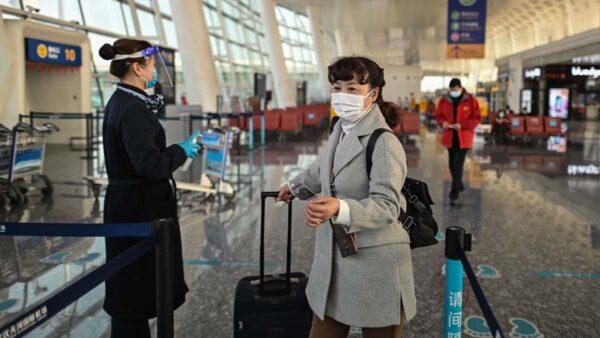外媒指肛檢成入境中國必測項目 自行採樣圖曝光