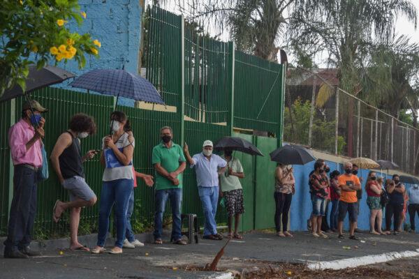 疫情惡化 巴西聖保羅州隔離進入「紅色階段」