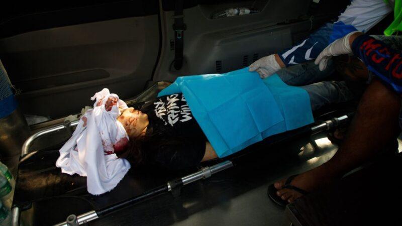 组图:缅甸最血腥一天 军方动用冲锋枪扫射酿38死
