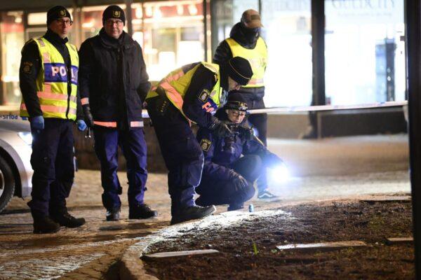 瑞典男持利器攻擊8人 疑恐怖主義犯罪