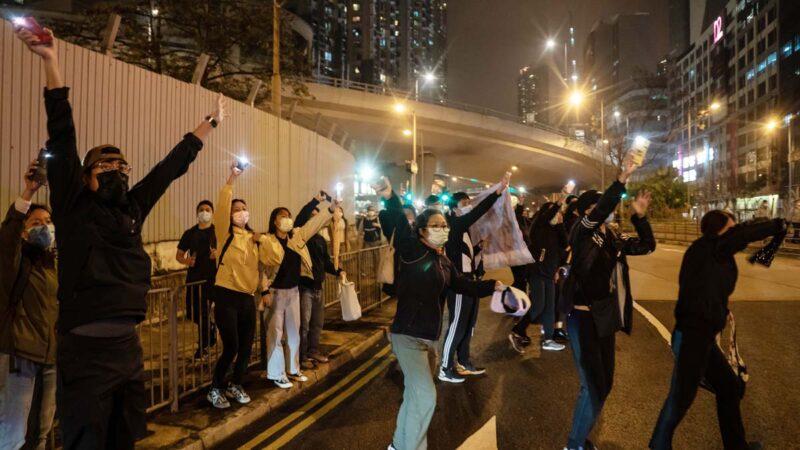 香港人心中的霾