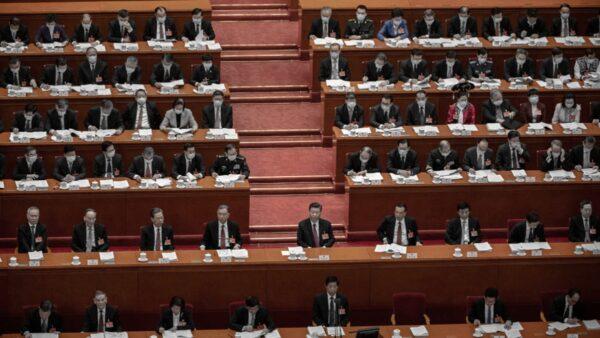張杰:中國人大會議到底是個啥?