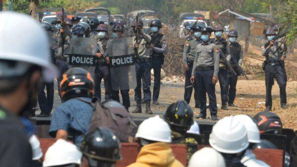 美媒:缅甸政变军人转向 中共恐成输家