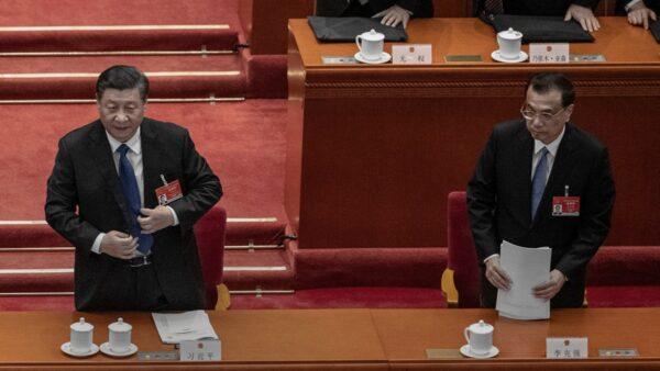 李克强被削权 中共人大可随时任免副总理