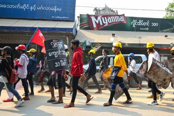 缅甸人对中共深恶痛绝 台商无助拟先撤