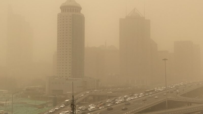 【新闻看点】报复美加 习重大误判?沙尘暴再袭北京
