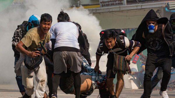 缅甸反华情绪急升 中共骑虎难下