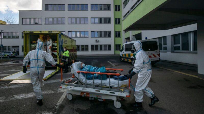 變種毒株導致?捷克二度感染病例3週暴增近10倍