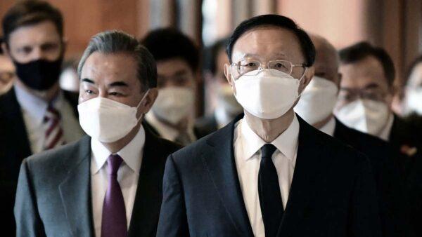 政府好壞誰來評判?楊潔篪說法「打臉」王毅