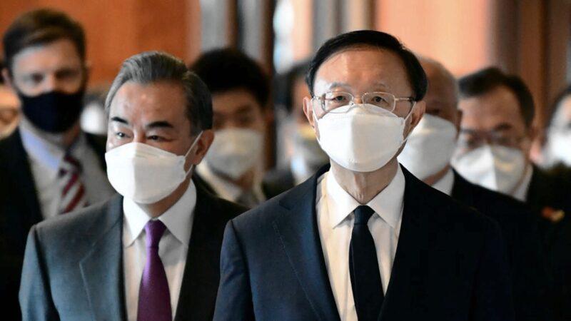 學者:楊潔篪們是習的「牛刀」 將中國拖入險境