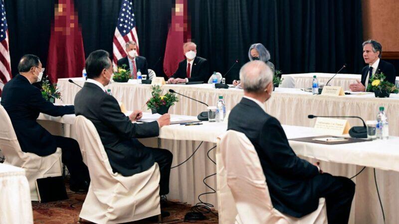美媒:从阿拉斯加到新疆 中共战狼外交骑虎难下
