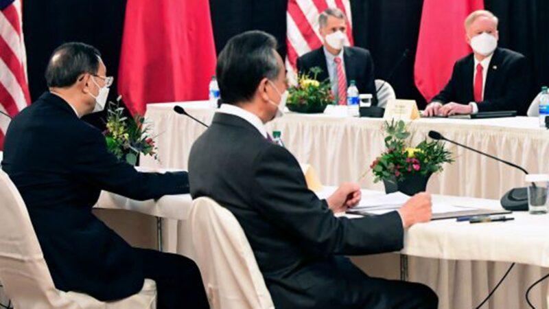 鍾原:美中會談折射出中共外交系統內鬥