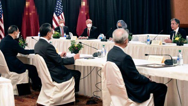 王丹:阿拉斯加會談 中美都是輸家