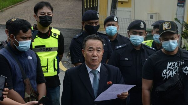 朝鮮男涉洗錢被引渡美國 朝外交官撤離吉隆坡