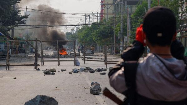 缅甸军人节大屠杀增至114死 民众:如杀鸡杀鸟