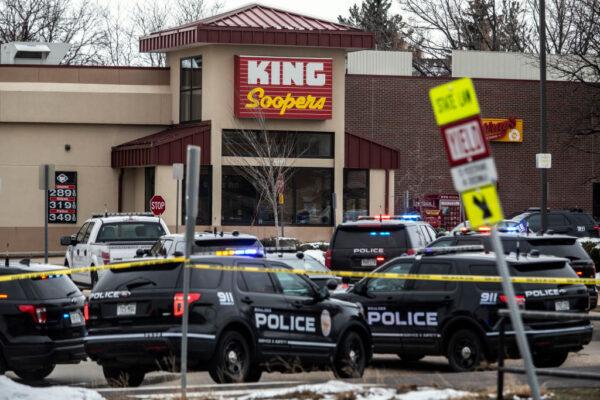 美科州爆槍擊至少10人身亡 嫌犯負傷遭逮(視頻)