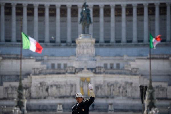 中共战狼外交惹毛欧洲 意大利瑞典强硬表达不满