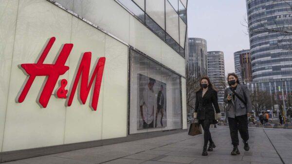 H&M發聲明1年後遭抵制 中共被指強化戰狼外交