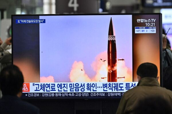 朝鲜试射飞弹 白宫称拜登不见金正恩 金与正痛批文在寅