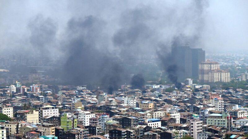 緬甸軍人節成街頭屠殺日 逾50抗議者遭擊斃